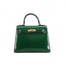 29CCKK Lamborghin Classic Emerald Green Gold Buckle